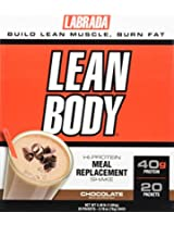Labrada Nutrition Lean Body Hi-Protein Meal Replacement Shake - 2.78 oz (Chocolate Ice Cream)
