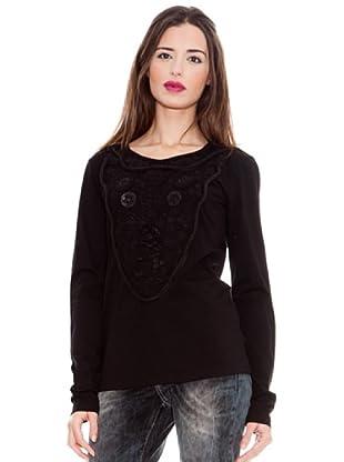 Just Cavalli Camiseta (Negro)