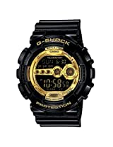 Casio G340 Gold-Black G-Shock Watch