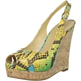 Nine West Laffnplay Wedges Heels