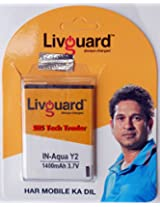 Livguard Battery for Intex Aqua Y2