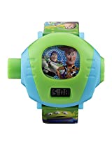 Disney Toy Story 5 Digital Projector Watch - Green (DW100247)