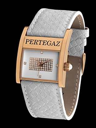 Pertegaz Reloj Classic rosa / blanco