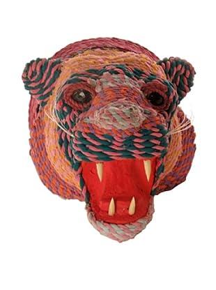 Rag String Lion Head