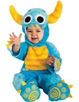 Rubie's Costume Cuddly Jungle Mr. Monster Romper Costume