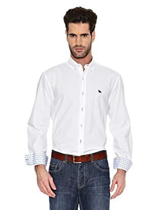 Toro Camisa Lisa Logo Small (Blanco)
