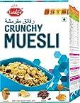 Kwality Muesli Crunchy 400G