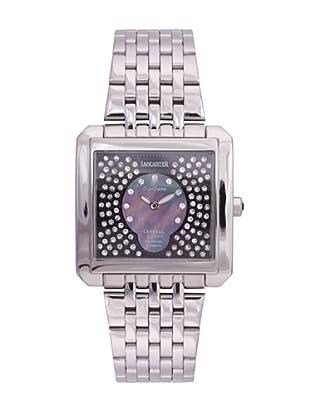 Lancaster Uhr mit Miyota Uhrwerk Fashiongrandame Carré Steel  35.00 mm