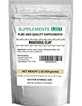Rhassoul Clay 1/2 Lb