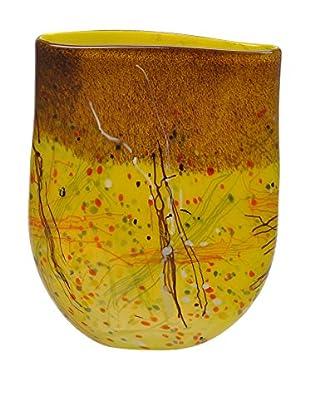 La Meridian Autumn Storm Vase