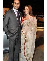 Aishwarya Rai Designer Bollywood Saree Sari - 2022
