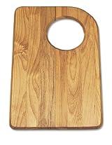 Blanco 440251 Wood Cutting Board, Fits Wave drop-in sinks, Red Alder