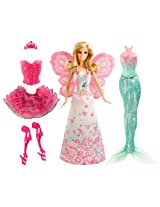 Barbie Fairytale Dress-Up