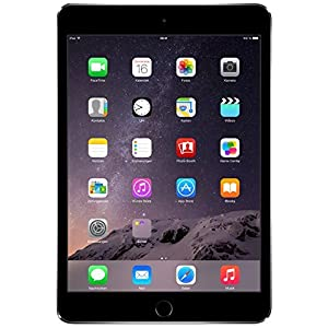 Apple iPad Mini 3 (Space Grey, 16GB, WiFi)