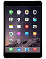 Apple iPad Mini 3 (7.9 inch,16GB, WiFi + Cellular) Space Grey