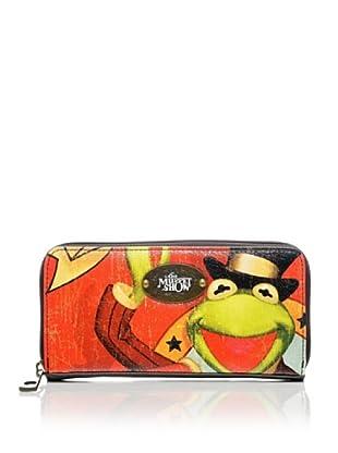 Hoy Collection Portafoglio Priscilla Muppets (Rosso)