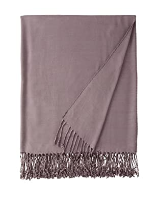 Nine Space Viscose from Bamboo Solid Throw Blanket (Slate)
