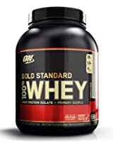 Optimum Nutrition (ON) 100% Whey Gold Standard - 5 lbs (Cookie and Cream)