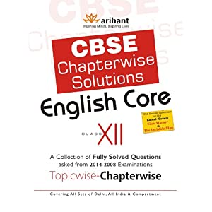 CBSE Chapterwise Questions-Answers English Core (Old Edition)