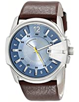 Diesel Analog Blue Dial Men's Watch DZ1399