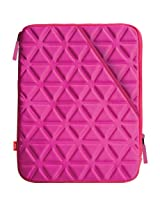 iLuv X-tra Padded Neoprene Sleeve for 8.9-Inch Amazon Kindle Fire HDX 8.9 (Pink)