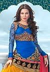 Ethnic Multi Color Georgette Salwar Kameez-SUKHW7007