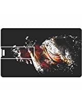 Printland 8GB Credit Card Shaped Pendrive PC83996