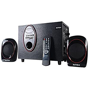 Intex 188SUF 2.1 Home Theater System - Black