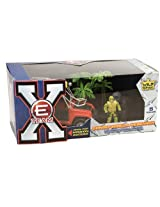 Wild Republic E-Team X Gorilla Playset