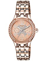 Casio Sheen Analog Multi-Color Dial Women's Watch - SHE-3803PG-9AUDR (SX107)