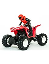 Maisto R/C Rock Crawler ATV Remote Control Vehicle