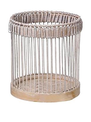 Concept Luxury Behälter für Küchenhelfer Bamboo weiß