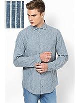 Blue - Eur Casual Shirt
