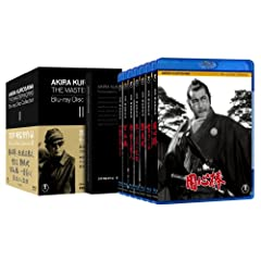���V���ē�i AKIRA KUROSAWA THE MASTERWORKS Bru-ray Disc Collection II (7���g) [Blu-ray]