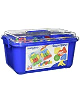 Miniland Super Pegs in Container, 240-Piece