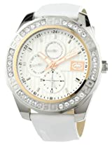 Marc Ecko Analog Silver Dial Unisex Watch - E13574G2