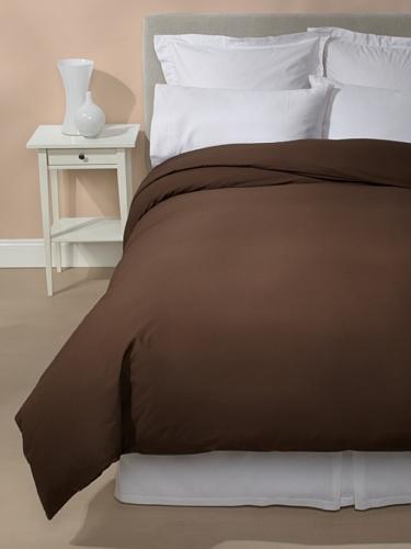 Org OM Duvet Cover (Chocolat)