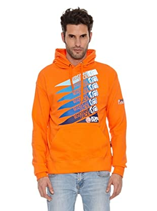 The Indian Face Sudadera Crenshaw (Naranja)