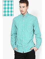 Aqua Green Casual Shirt Nautica