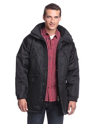 Wellensteyn Men's Brandungsparka Jacket (Black)