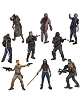 McFarlane Toys Construction Sets The Walking Dead TV Blind Bag Series 3 Figures, Walkers, 1 per pack, (figures may vary)