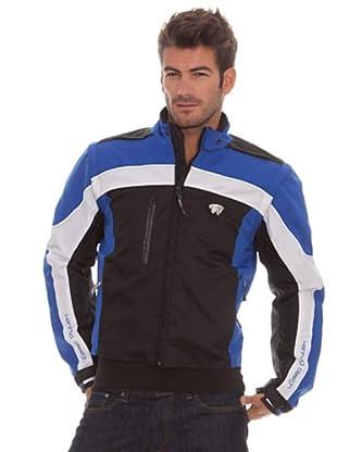 Kenrod Chaqueta Cro (negro / azul / blanco)