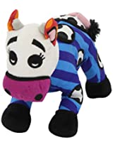Romero Britto Miniature Andy the Cow Pop Art Stuffed Animal Plush