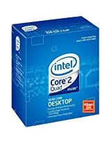 Intel Core 2 Quad Processor Q9550 2.83GHz 1333MHz 12 MB LGA775 EM64T CPU BX80569Q9550
