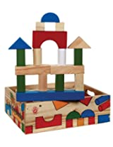 Skillofun Building Blocks (60 Pieces) , Multi Color