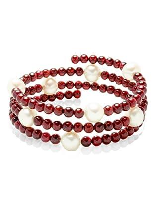Valero Pearls 60200804 - Pulsera de mujer con perla cultivada de agua dulce, 50 cm