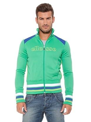 Ellesse Sweater Full Zip (Verde)