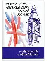 Czech-English and English-Czech Pocket Dictionary