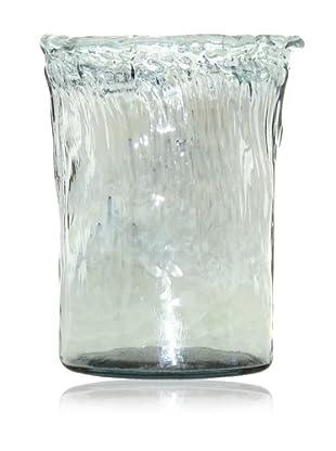 Pomeroy Maya Vase Medium, Light Grey