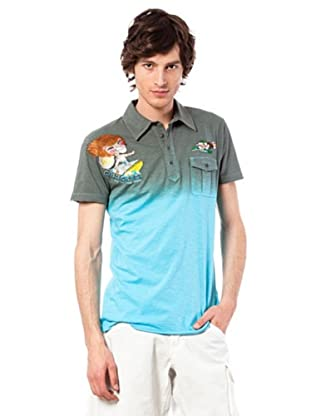 Custo Polo Cloro (Multicolor)